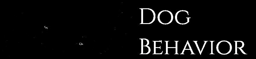 dog behavior journal logo
